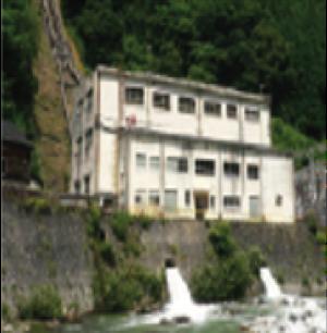 神岡鉱業㈱ 金木戸発電所